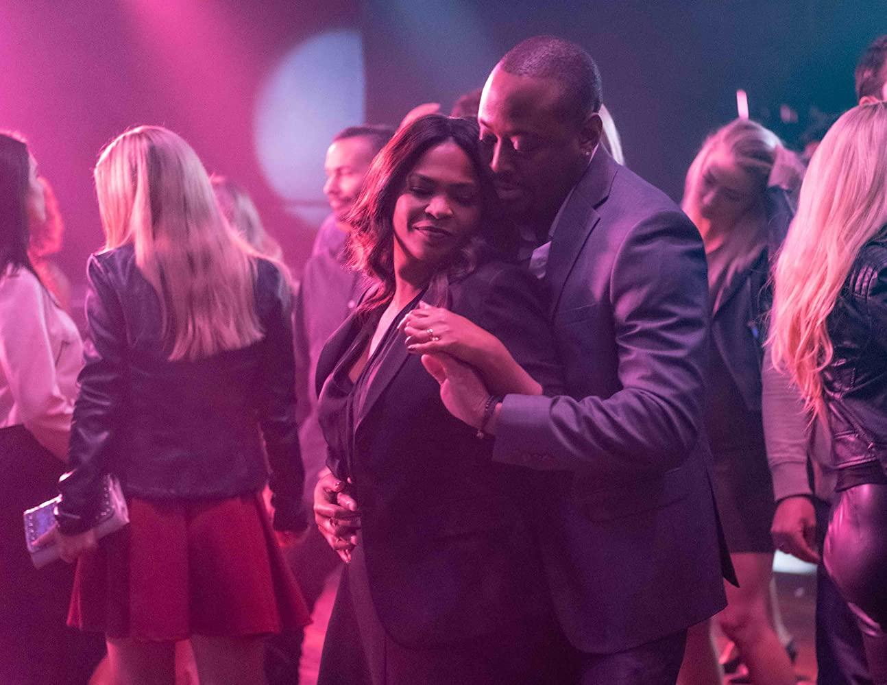 Nia Long & Omar Epps save Fatal Affair