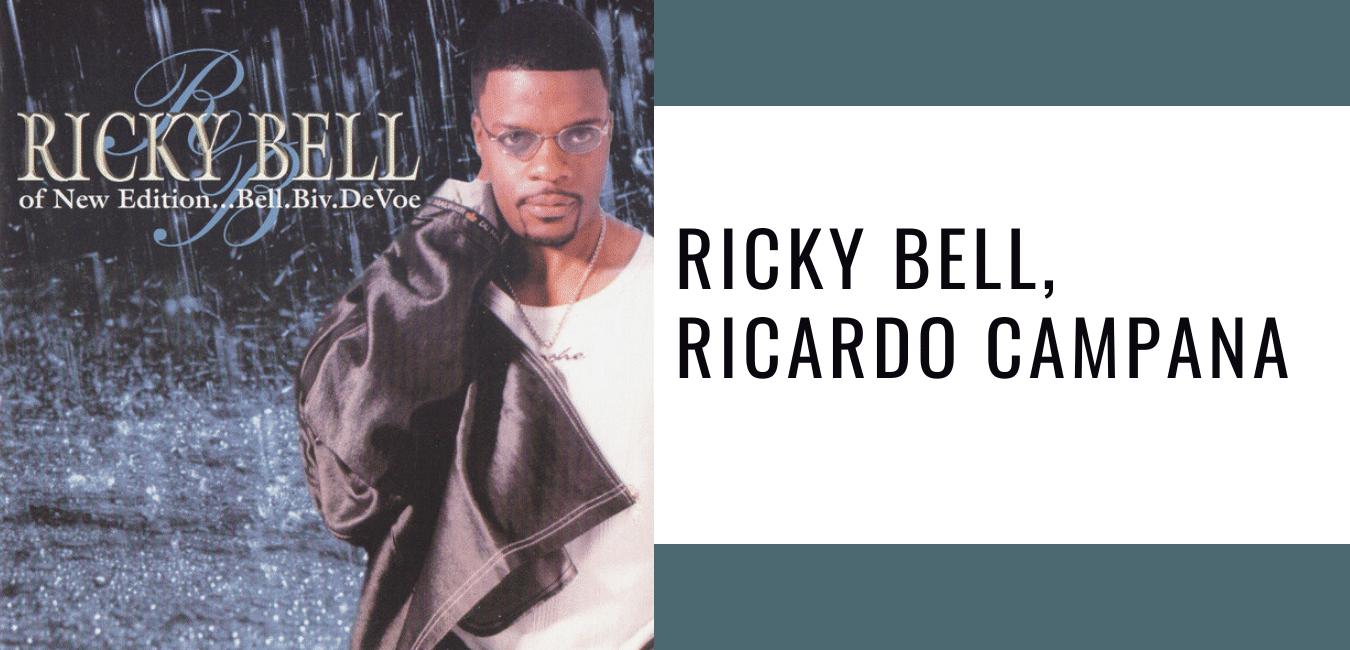 Ricky Bell, Ricardo Campana: The Album